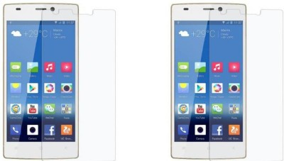 MudShi Impossible Screen Guard for Gionee Elife S7(Pack of 2)