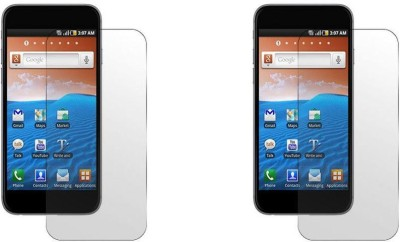 MYUZ Impossible Screen Guard for MICROMAX CANVAS FIRE 5(Pack of 2)