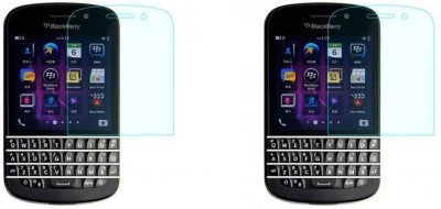 MYUZ Impossible Screen Guard for BLACKBERRY Q10(Pack of 2)