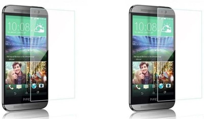 Zootkart Impossible Screen Guard for HTC One M8 Eye(Pack of 2)