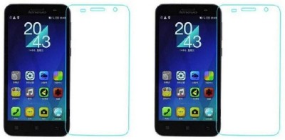 COZR Impossible Screen Guard for LENOVO A859(Pack of 2)