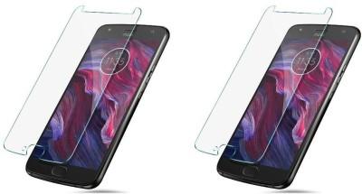 MYUZ Impossible Screen Guard for Motorola Moto X4(Pack of 2)