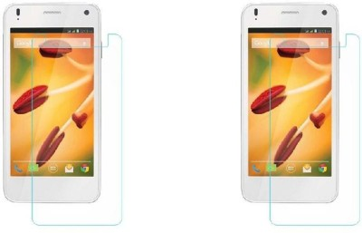 MudShi Impossible Screen Guard for Lava Iris X1(Pack of 2)