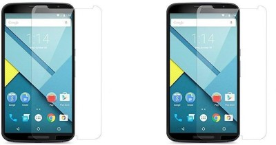 EASYBIZZ Tempered Glass Guard for Motorola Moto Nexus 6(Pack of 1)