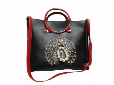 Mukta Black Sling Bag