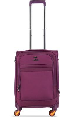 Traworld Jordan Expandable Cabin Luggage   20 inch Traworld Suitcases