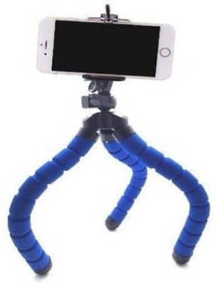 ZEDOFF mobile Gorilla Soft (6 Inch ) Flexible For smart phone/Digital Camera/Video Camcorder Stand Tripod(Blue, Supports Up to 1500 g) 1