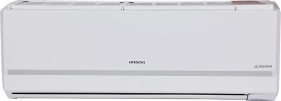 Hitachi 1 Ton 3 Star Inverter AC  - White(RSF/ESF/CSF-311HCEA, Copper Condenser) (Hitachi)  Buy Online