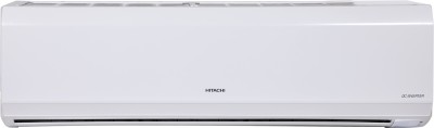 Hitachi 1.5 Ton 4 Star Inverter AC  - White(RSN/ESN/CSN-417HCEA, Copper Condenser) (Hitachi)  Buy Online