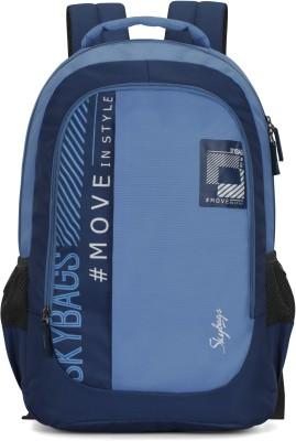 Skybags BEATLE 1 BACKPACK BLUE 27 L Backpack(Blue)