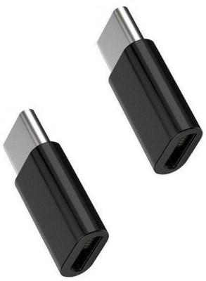Freya USB Type C OTG Adapter(Pack of 2)