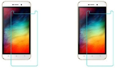 MudShi Impossible Screen Guard for Karbonn Smart A52 Plus(Pack of 2)