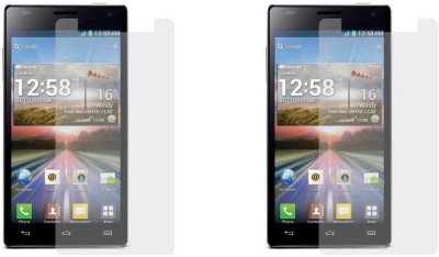 Zootkart Impossible Screen Guard for Karbonn Smart A12 Starjpg(Pack of 2)