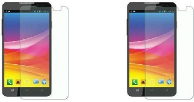 MYUZ Impossible Screen Guard for MICROMAX CANVAS HD PLUS A190(Pack of 2)