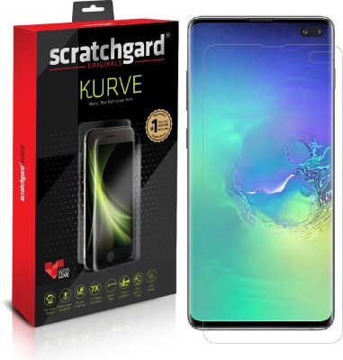 Scratchgard Screen Guard for Samsung Galaxy Note 8, 3D Tempered Glass