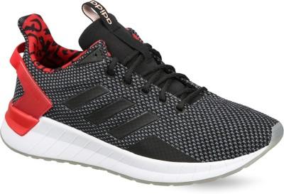ADIDAS QUESTAR RIDE SS 19 Running Shoes For Men(Black) at flipkart