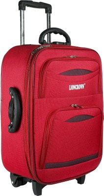 Lioncrown Swift Expandable Cabin Luggage   22 inch