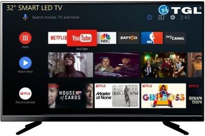 TGL 80cm (32 inch) HD Ready LED Smart TV(T32SMOL) (TGL)  Buy Online