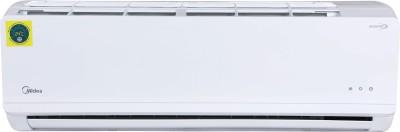 View Midea 1 Ton 5 Star Split Inverter AC  - White(12K 5 STAR SANTIS PRO RYL R32 SPLIT AC (MI004)/ MAI12SR5R39F0 + MI125R3CC90, Copper Condenser)  Price Online