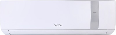 Onida 1.5 Ton 3 Star Split Inverter AC with Wi-fi Connect  - Silver, White(IR183GNO, Copper Condenser)