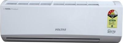 View Voltas 1.2 Ton 3 Star Split Inverter AC  - White(153V DZX (R32), Copper Condenser)  Price Online