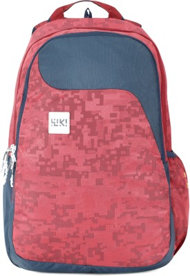 c3d59c293 Wiki by Wildcraft Streets 5 Blue 21 L Backpack(Multicolor) on ...