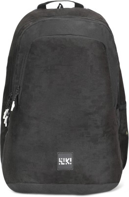 WildcraftWIKI 5 Jacquard 35 L Backpack Black  Wildcraft Backpacks