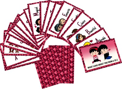 Huppme Greeting Card Gift Set