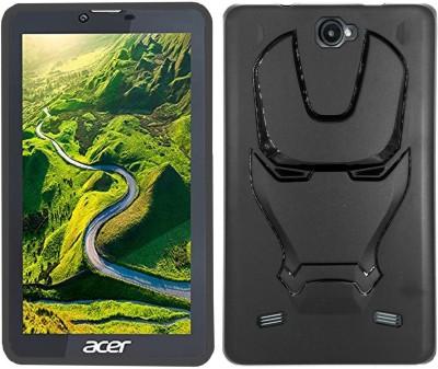 VAKIBO Back Cover for Acer One 7(Black, 3D Case)