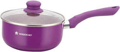 Wonderchef Royal Velvet  Purple  Sauce Pan 18 cm diameter with Lid