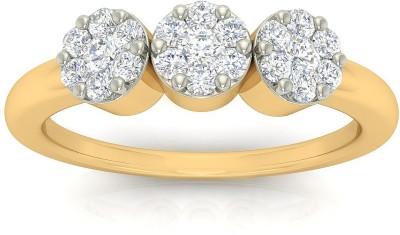 Avsar Jyoti 18kt Diamond Yellow Gold ring