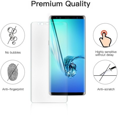 Craftech Front and Back Screen Guard for Samsung Galaxy Note 8(Pack of 1)