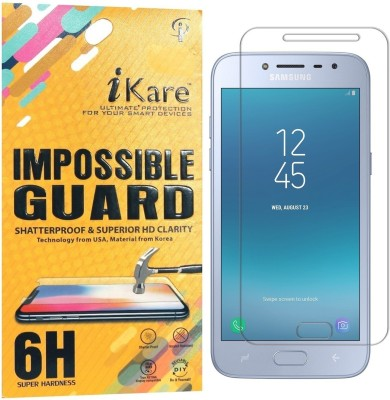 iKare Impossible Screen Guard for Samsung Galaxy J2 2018(Pack of 1)