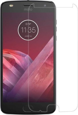 Owlam Tempered Glass Guard for Moto Z Force