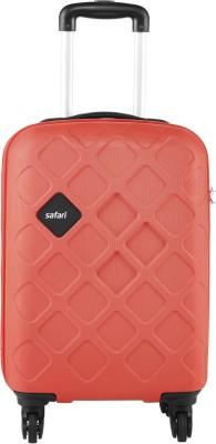 Safari Mosaic Cabin Luggage   22 inch Red