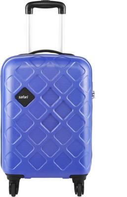 SafariMosaic Cabin Luggage   22 inch Blue  Safari Suitcases