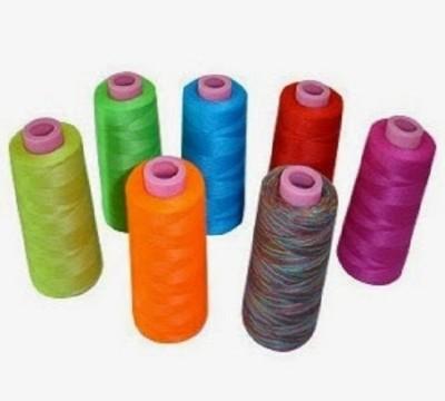 Usha Multi Thread 180 m Pack of7