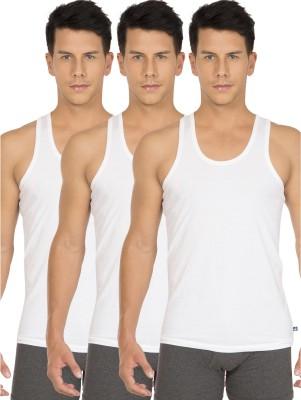 Jockey Men Vest(Pack of 3)