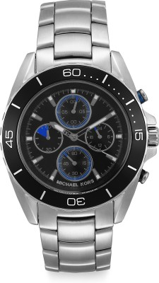 Michael Kors MK8462I Jetmaster Analog Watch  - For Men at flipkart