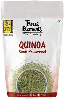 True Elements Semi-Processed Quinoa Quinoa(500 g)