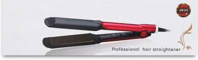 pritam global traders Hair Straightner for women Km-531 Professional Hair Straightener (multicolor) Fast Ready Ceramin Plates with 2 Meter Long...