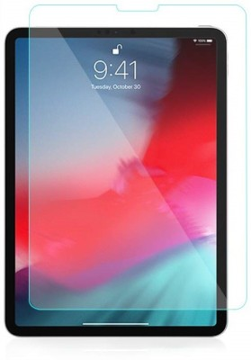 Midkart Edge To Edge Tempered Glass for iPad Pro 11 Inch 2018 Face ID Compatible Ultra Sensitive Touch and Apple Pencil Compatible(Pack of 1)