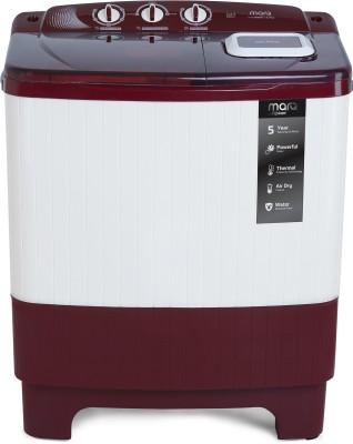 MarQ by Flipkart 6.2 kg Semi Automatic Top Load Washing Machine Maroon, White(MQSADW62A) (MarQ by Flipkart)  Buy Online