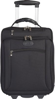Bugatti 3PHXY7BBV776 Laptop Bag(Black)