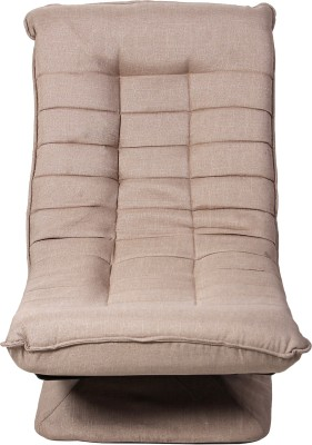 Uberlyfe 360 Degree Swivel Gaming Chair- Beige Foam Living Room Chair(Finish Color - BEIGE)