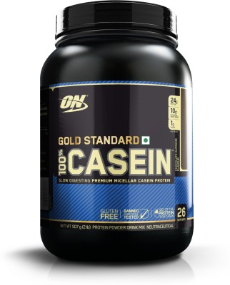 Optimum Nutrition 100% Casein Protein (2lbs, Chocolate)