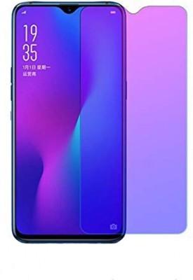 AJM Tempered Glass Guard for Samsung Galaxy M10 2.5D Anti Blue Light Eye-Protective 2.5D Full Edge to Edge(Pack of 1)