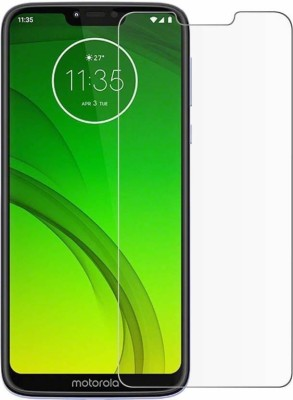 BlackBug Tempered Glass Guard for Moto G7 Power Screen Protector,Screen Guard,(Clear HD) 0.3mm, 2.5D(Pack of 1)