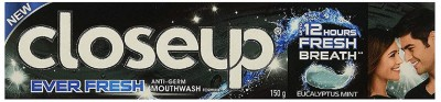 Closeup Ever Fresh Eucalyptus Mint Gel Toothpaste 150 g Toothpaste(150 g)