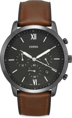 FOSSIL Quartz Neutra Analog Watch  - For Men